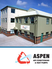 Aspen AC Head Office - Air Conditioning Sussex