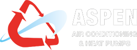 Aspen air conditioning and heat pumps logo